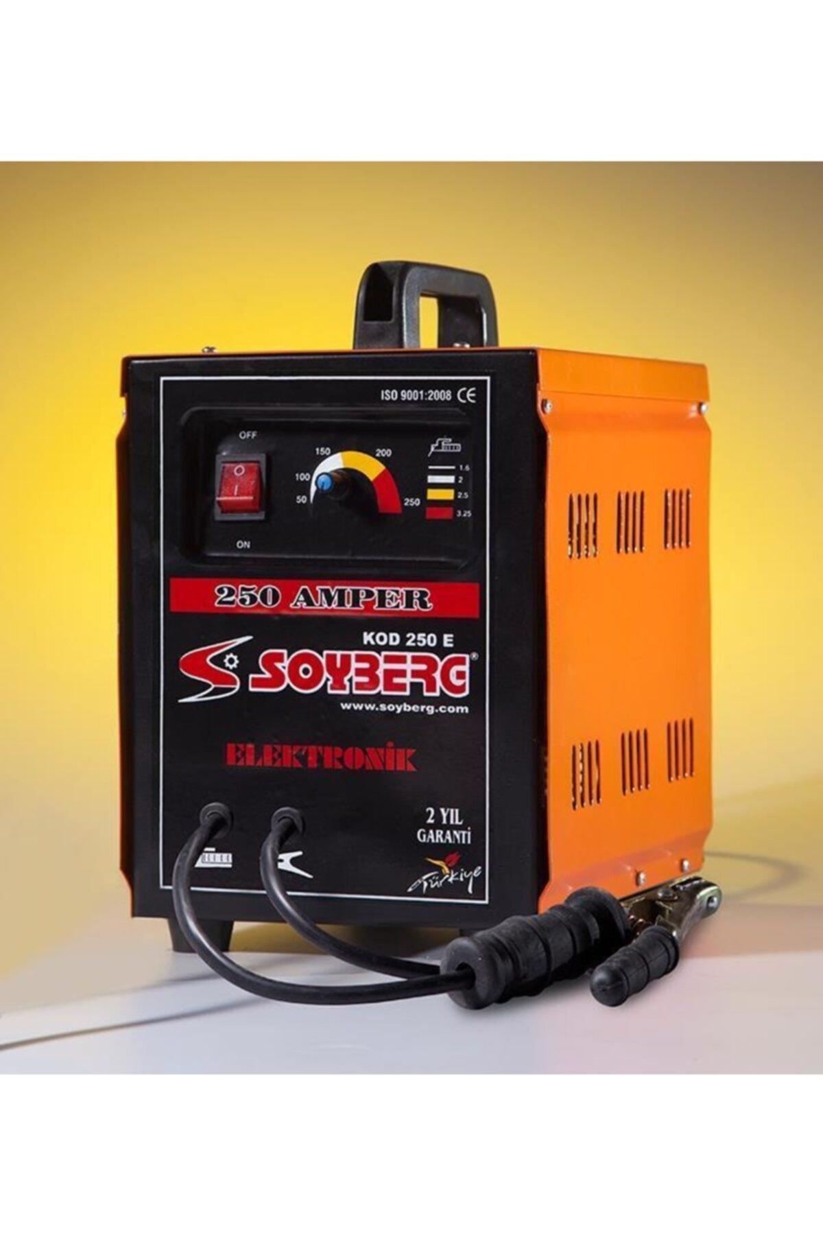 Soyberg 250 E Çanta Kaynak Makinası 250 Amper 1