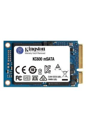 Kingston Kc600 Skc600ms/1024g 1tb 550/520mb/s Msata Ssd Disk