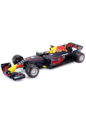 Burago Red Bull Racing Formula 1 Tag Heuer Rb13 2017 Model F1 Yarış Arabası - 1/18 Ölçek