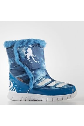 adidas Mavi Frozen Kız Bebek Bot - AQ3656