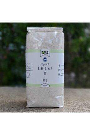 OG natural Organik Tam Siyez Unu 700 gr