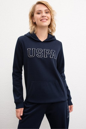 U.S. Polo Assn. Lacıvert Kadın Sweatshirt G082SZ082.000.1194909