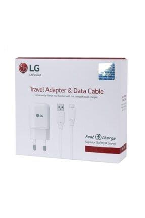 LG Hızlı Şarj Aleti Micro Usb Kablo (1.8a / 9v) Mcs-h05ed