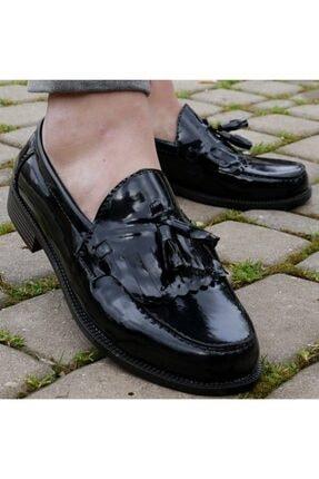 Çelik Ayakkabı Dünyası Erkek Siyah Ayakkabı