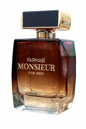 Farmasi Monsieur Edp 100 ml Erkek Parfümü METCTİCARETPARFÜM24