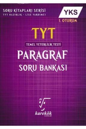 Karekök Yayınları Tyt Paragraf Soru Bankası