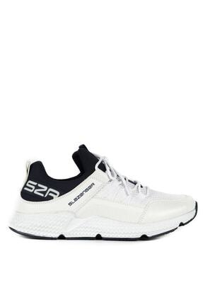 Slazenger Zafıra Sneaker Erkek Ayakkabı Beyaz Sa11re037