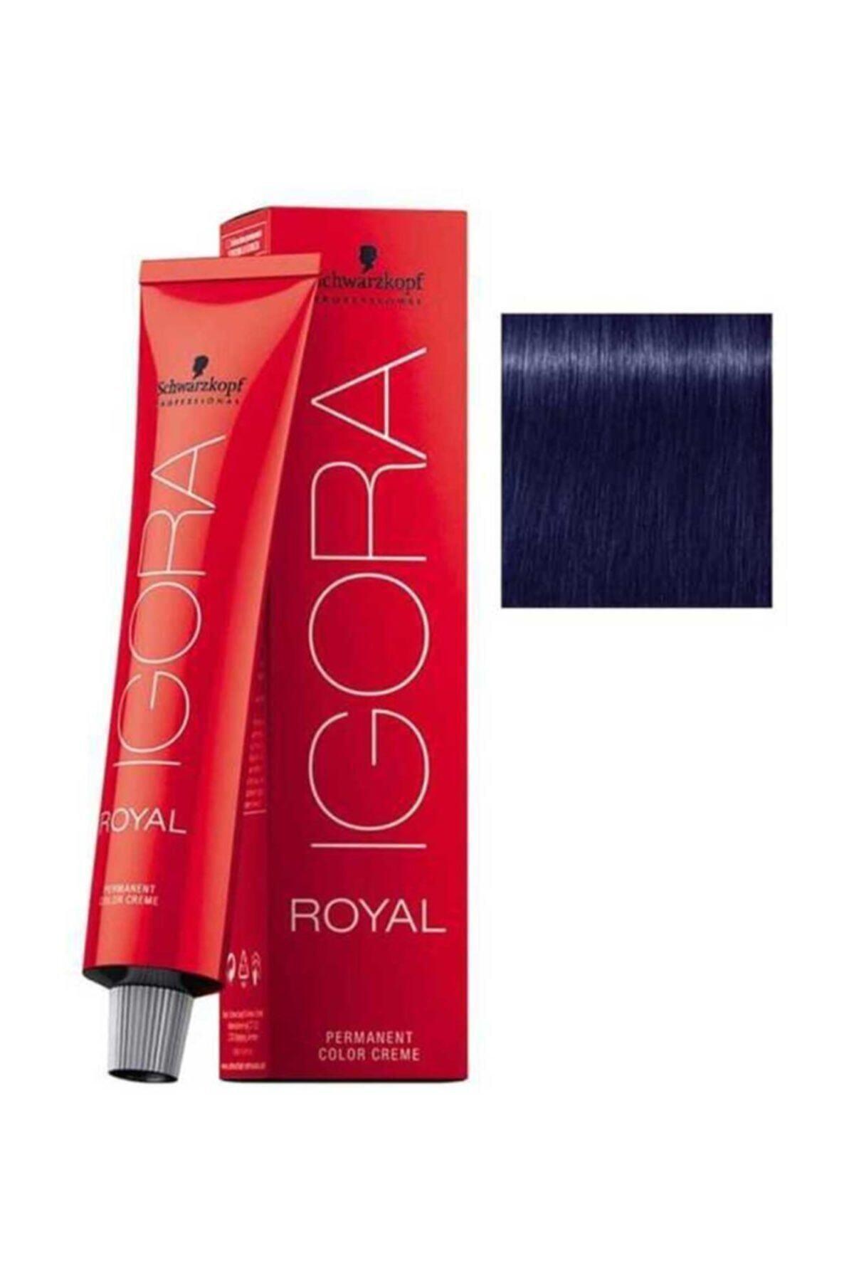 Igora Saç Boyası -royal 0-22 Turuncu Azaltıcı 4045787205107 1