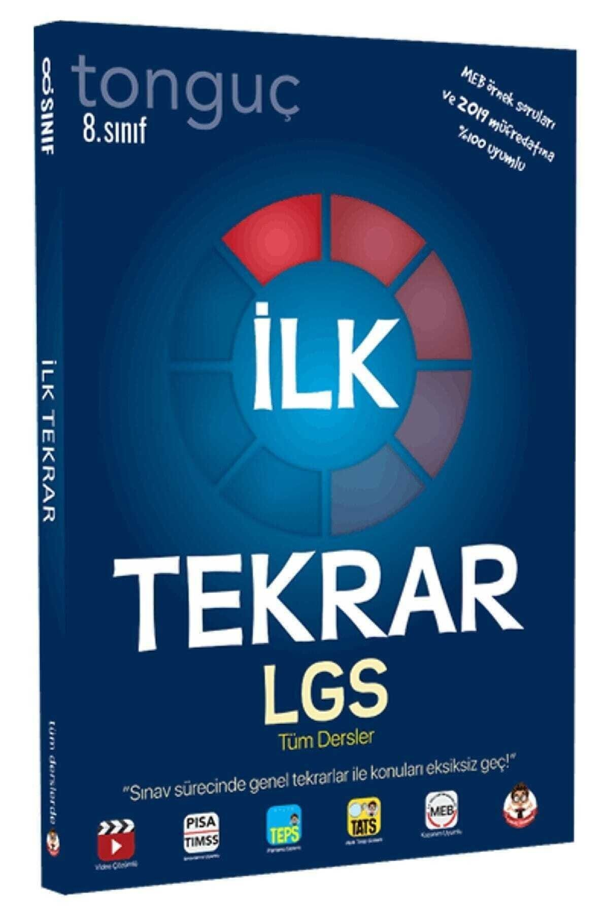 Tonguç Akademi Tonguç Yayınları 8. Sınıf 1. Dönem Lgs Ilk Tekrar Tüm Dersler Tonguç 1