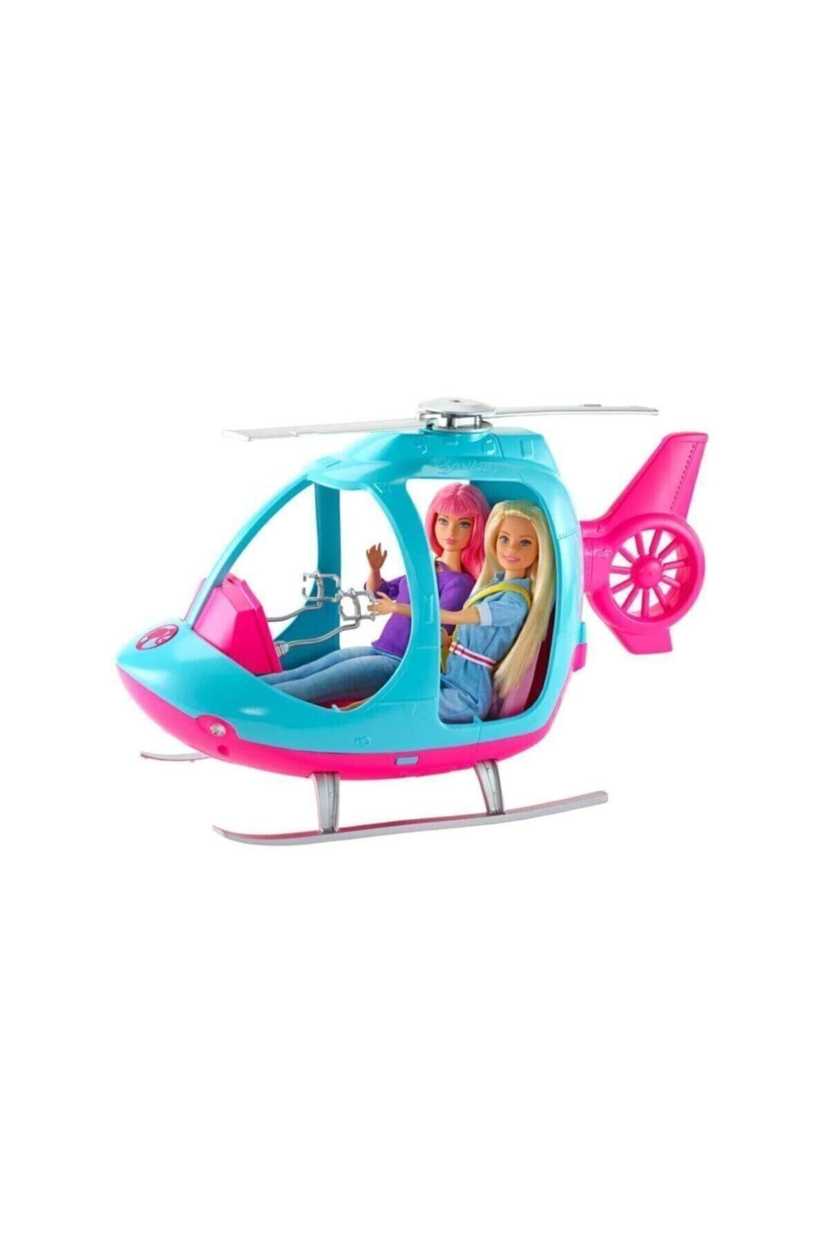 Barbie Pembe Helikopteri 1