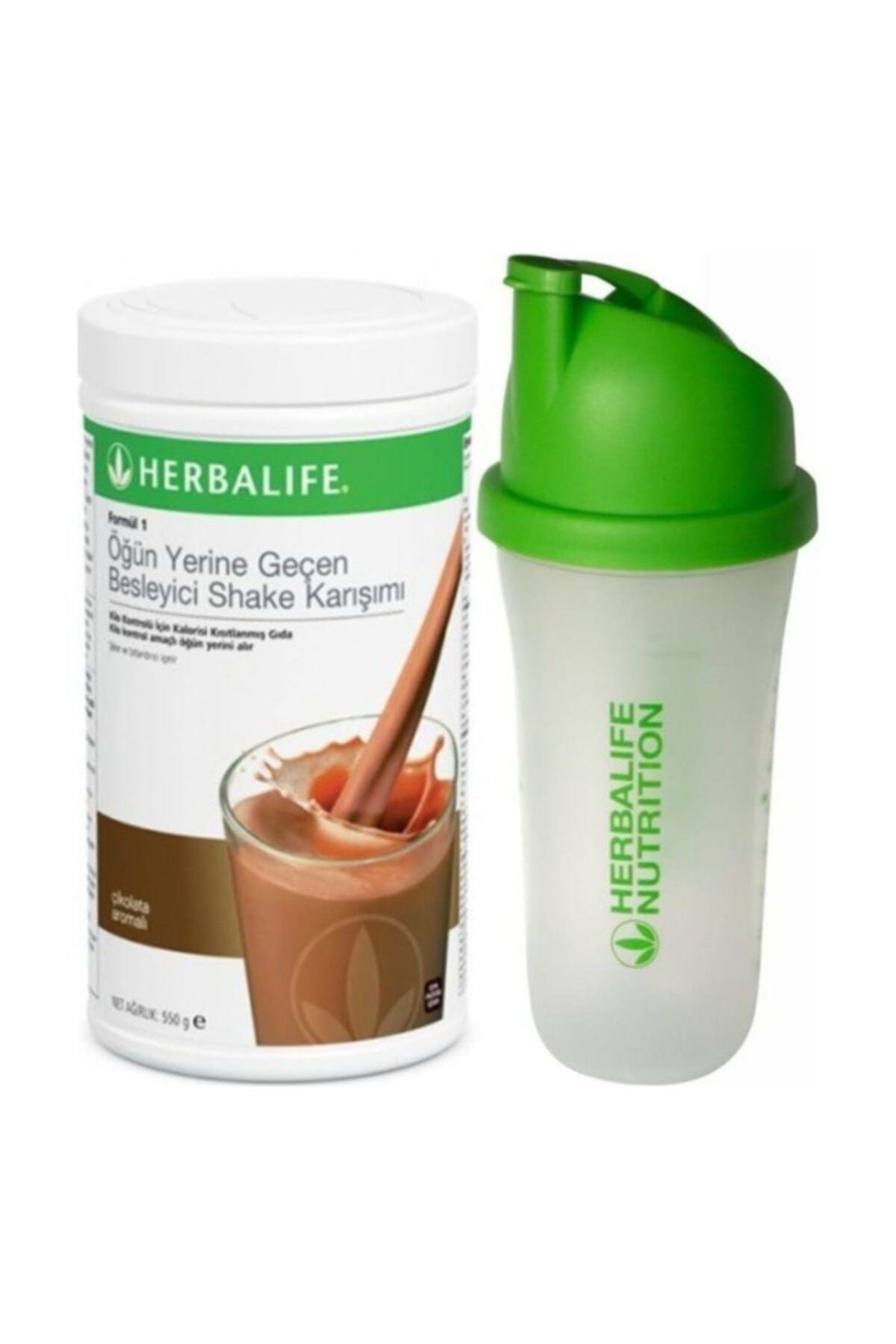 Herbalife Formül 1 Shake 550 Gr + Shaker 1
