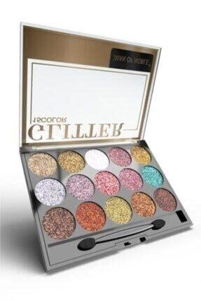 artskin Glitter 15'li Simli Far Paleti 02