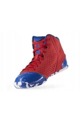 adidas Unisex Çocuk Kırmızı Nxt Lvl Spd Iv Nba K Basketbol Ayakkabısı Aq8498