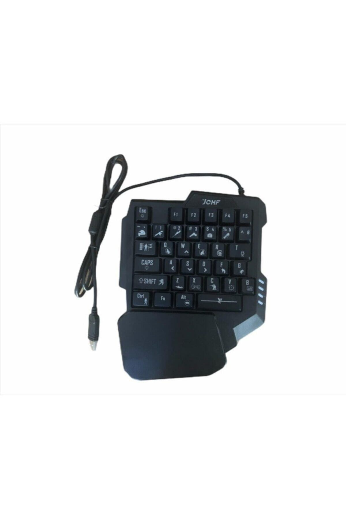 thorqtech Pubg Oyun Konsolu 3 In1 Klavye Mouse Bağlayıcı Pubg Klavye Mouse Seti 2