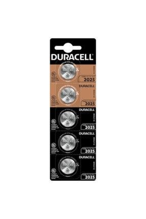 Duracell Cr2025 3v Lithium Araç Kumanda Ve Baskül Pili