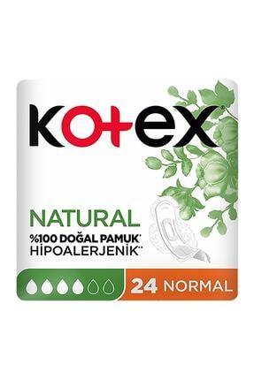 Kotex Natural 24 Normal