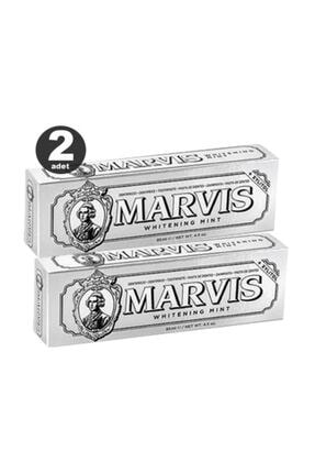 Marvis Whitening Mint Diş Macunu 85 ml X2 Adet