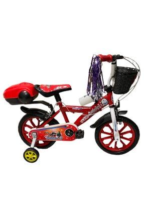 Dilaver 15 Jant Çocuk Bisikleti 4 - 5 - 6 - 7 Yaş - Kırmızı