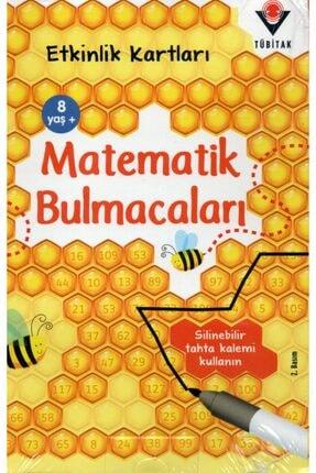Tübitak Yayınları Etkinlik Kartları Matematik Bulmacaları Kolektif - Sarah Khan