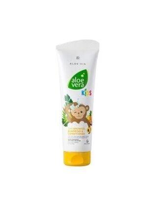 LR Aloe Vera 3'ü Bir Arada Saç Ve Vücut Şampuanı 250 Ml Çocuklar Için