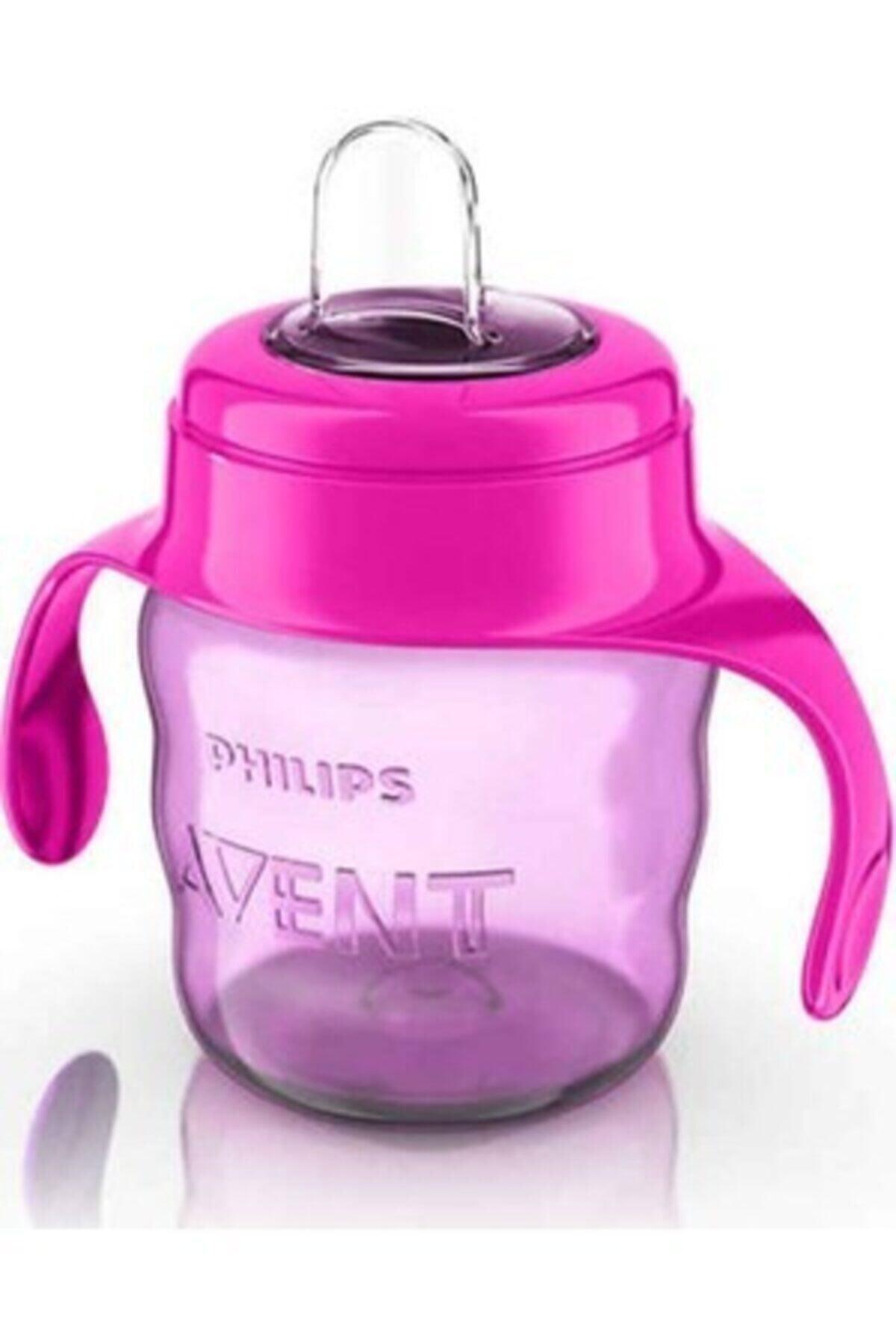 Philips Avent Eğitici Bardak Suluk 200ml Pembe 2