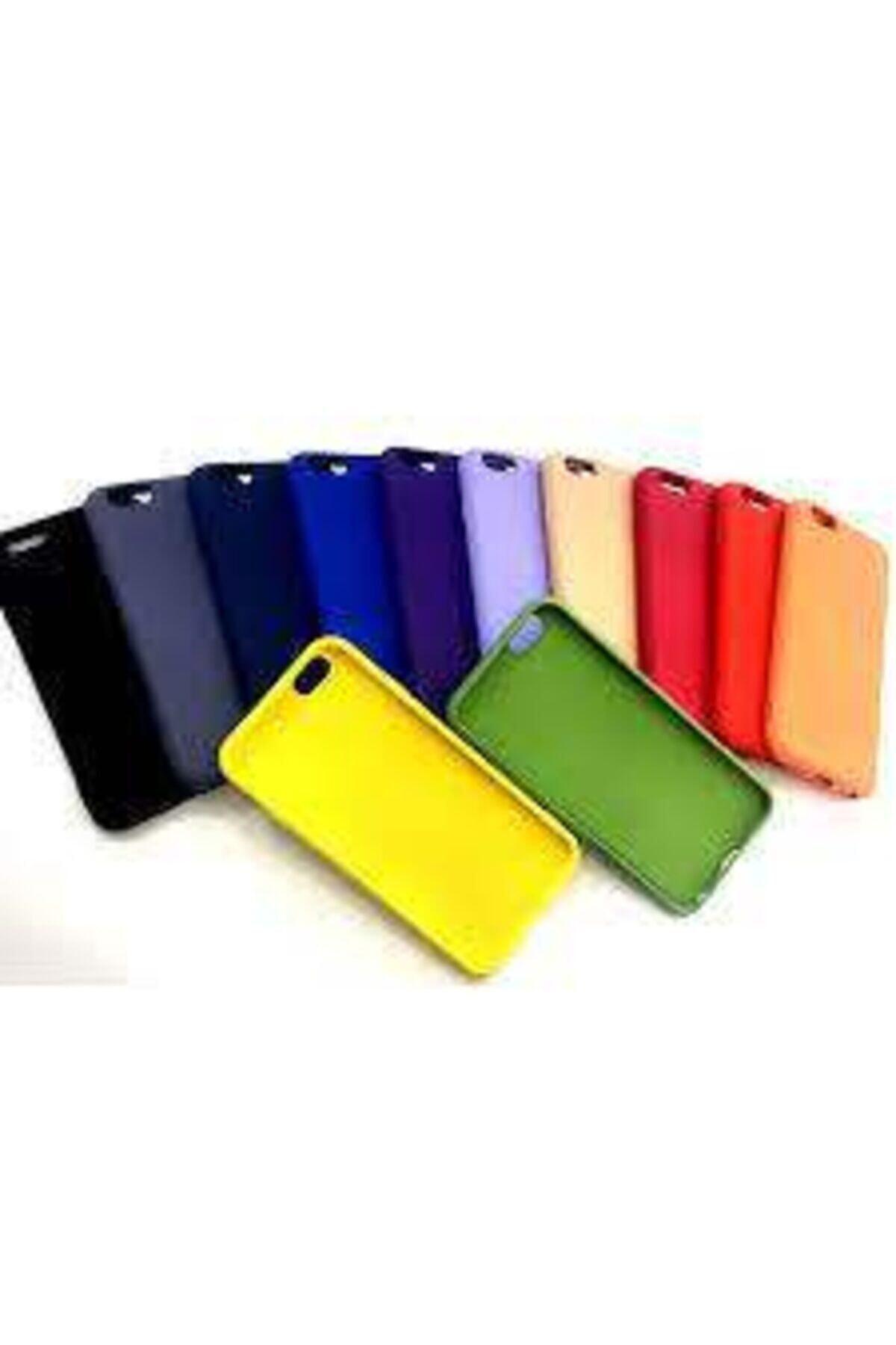Mopal Iphone 6 / 6s Içi Kadife Lansman Silikon Kılıf 2