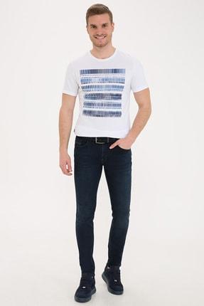 Pierre Cardin Lacıvert Erkek Jeans G021SZ080.000.1244540
