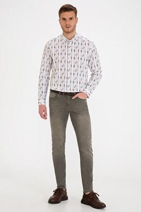 Pierre Cardin Hakı Erkek Jeans G021GL080.000.1215397