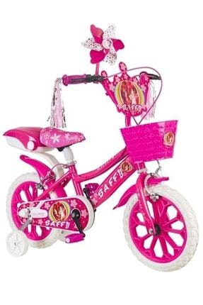Tunca Lady 15 Jant Çocuk Bisikleti 2-3-4-5-6 Yaş Çocuk Bisikleti Pembe