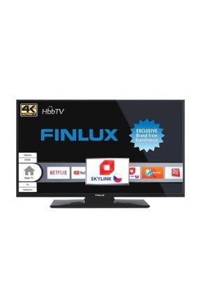 """FİNLUX 43""""(110cm) Ultrahd 4k Uydu Alıcılı Smart Wıfı Led Tv (vestel Ihracat Ürünü)"""