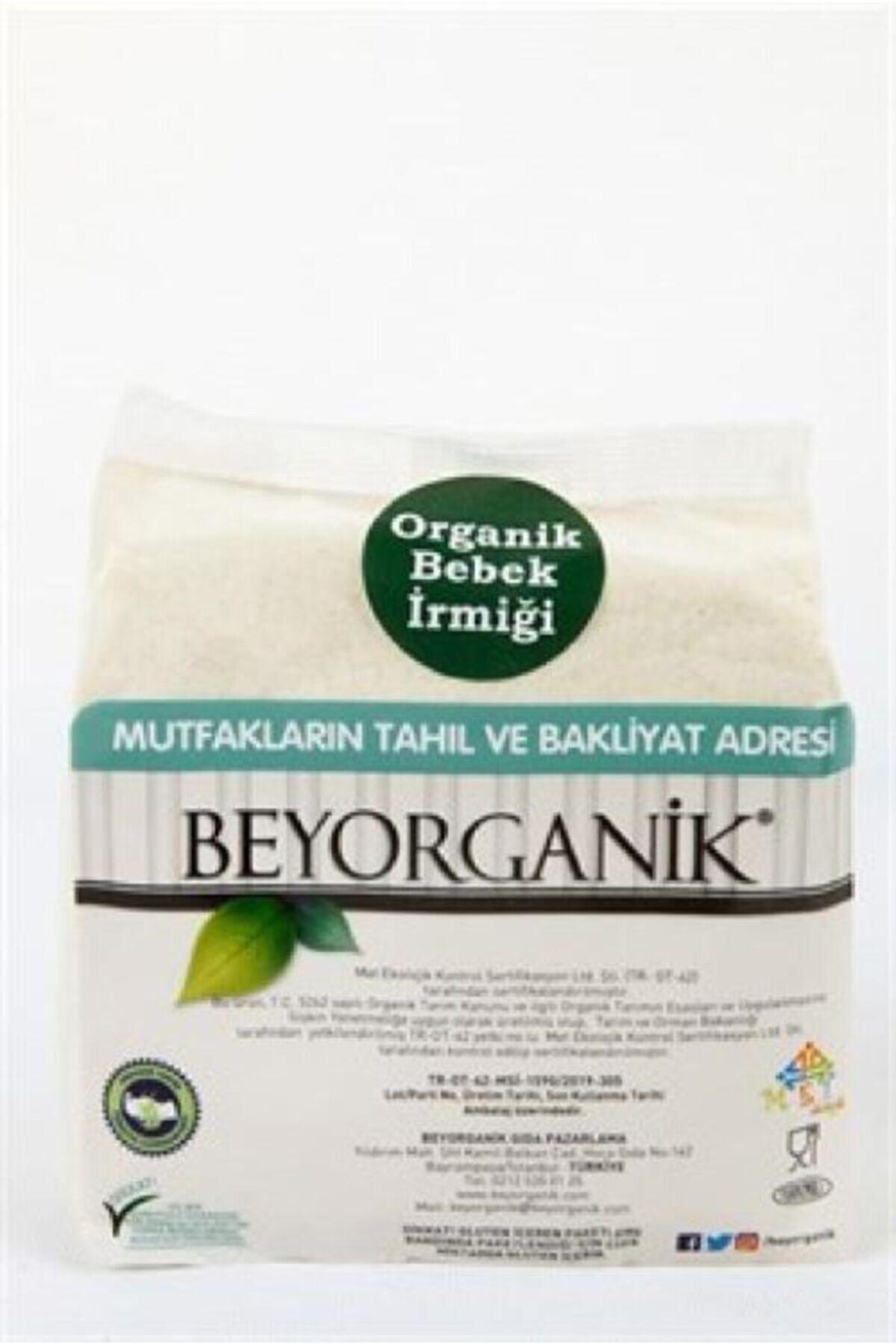 BEYORGANİK Organik Bebek Irmiği 350 G 1