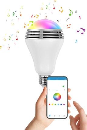 İntouch Akıllı Bluetooth Müzikçalar Led Ampul