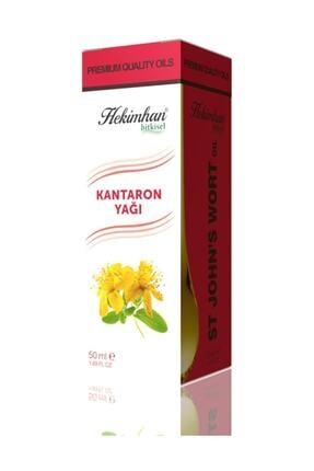 Hekimhan Bitkisel Kantaron Yağı 50 ml