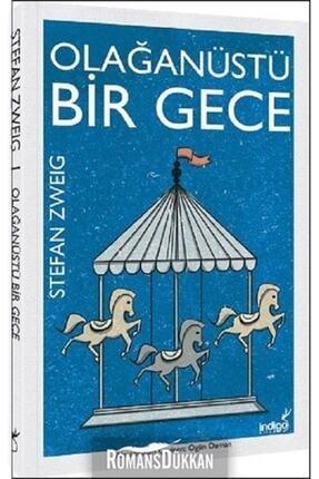 İndigo Kitap Olağanüstü Bir Gece Stefan Zweig