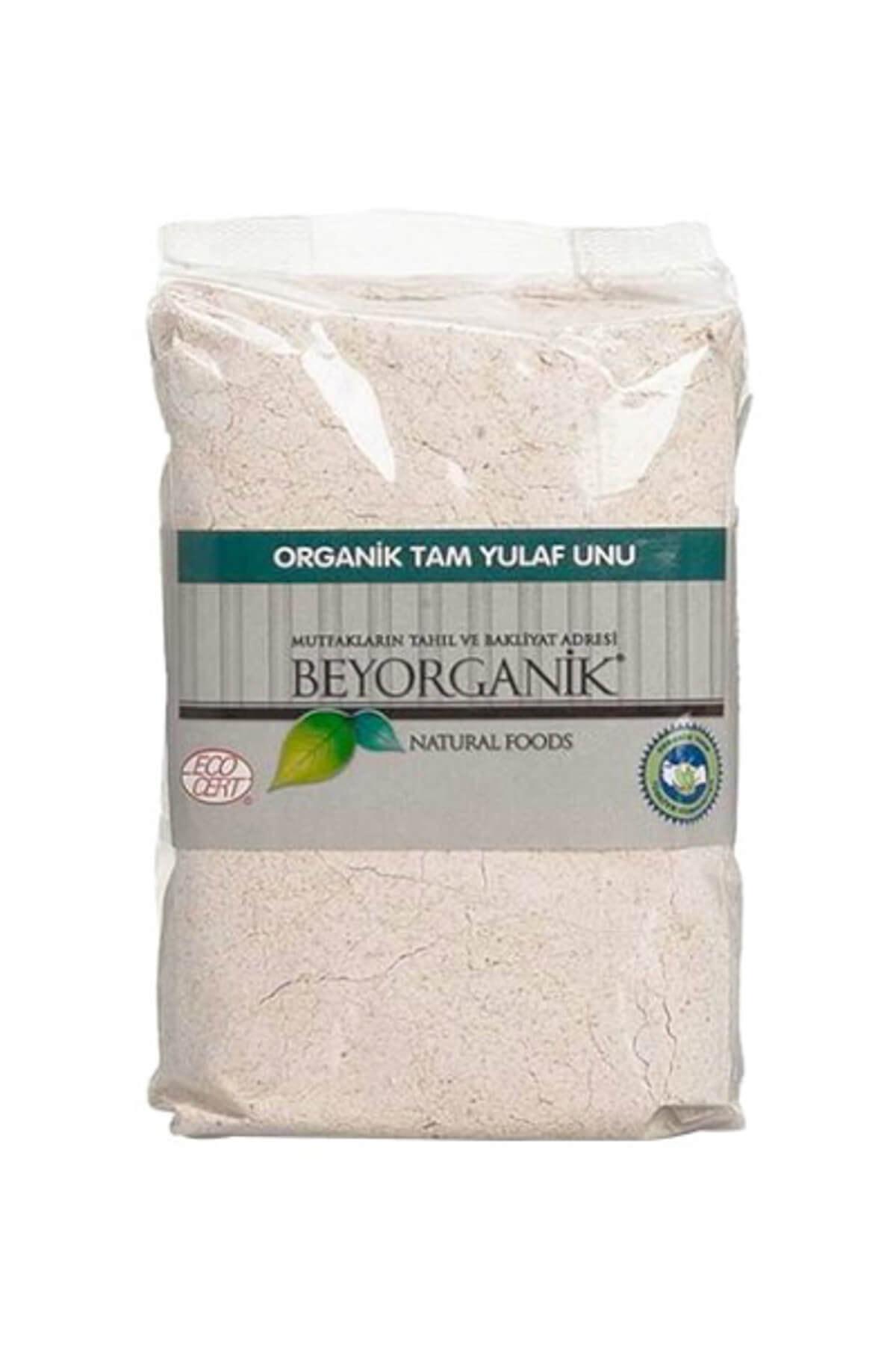 BEYORGANİK Organik Yulaf Unu 350 gr 1