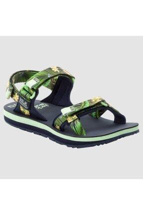 Jack Wolfskin OUTFRESH DELUXE W Lacivert Kadın Sandalet 101106863
