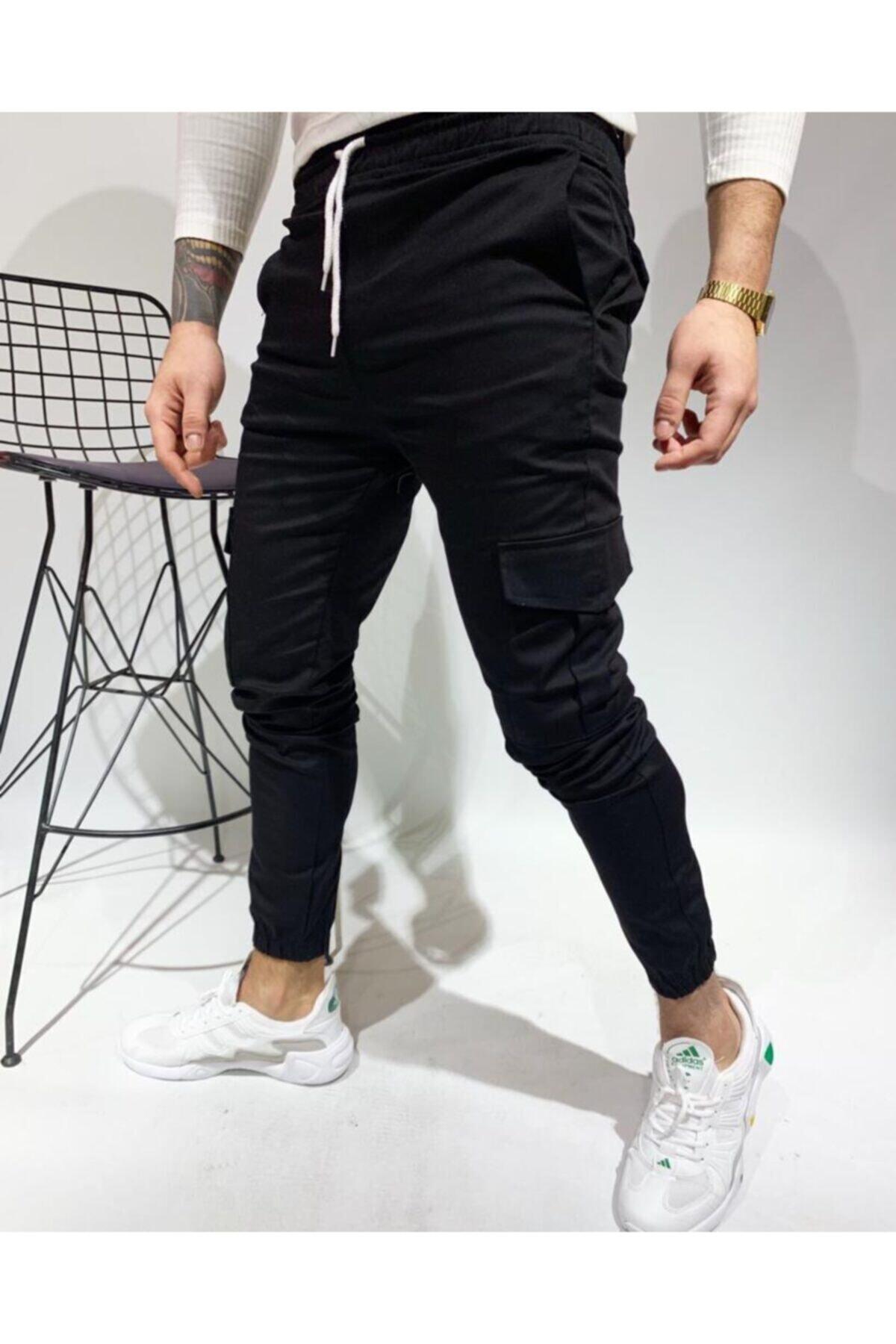 ukdwear Erkek Kargo Cep Pantolon 1
