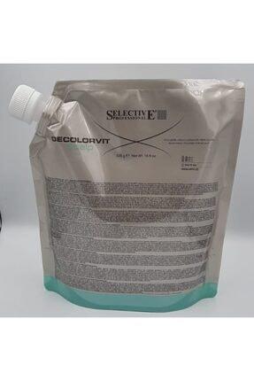 Selective Professional Decolorvit Scalp Toz Açıcı 500gr (yeni Ambalaj)