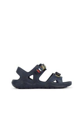 Slazenger Okra Çocuk Sandalet Lacivert Sa11sf020