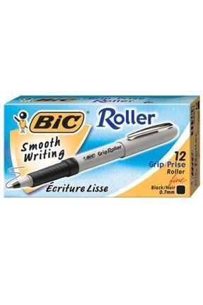 Bic Grip 0.7 Roller Kalem - Siyah