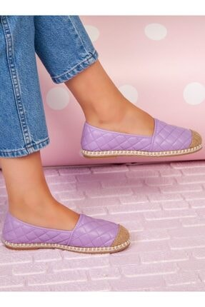 ayakkabıhavuzu Kadın Lila Günlük Ayakkabı
