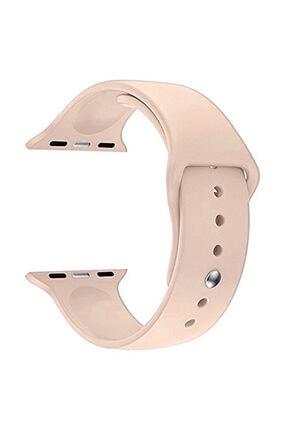 Apple Microsonic Watch Se 40mm Silikon Rose Gold Kordon