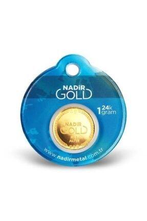 Nadir Gold 24 Ayar 1 Gram Külçe Altın