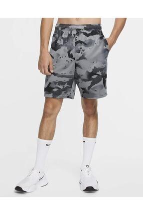 Nike Nıke Drı-fıt Men's Camo Traınıng Short 5.0 Erkek Şort Cu4038-010
