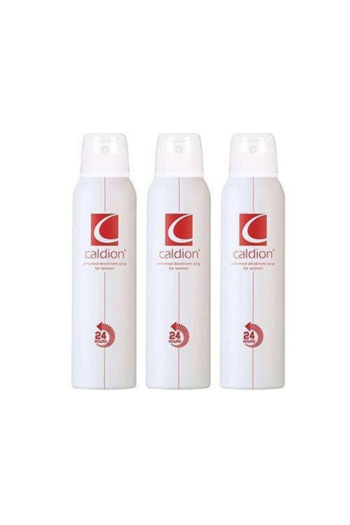 Caldion Kadın Deodorant 150 ml X 3 Adet 1