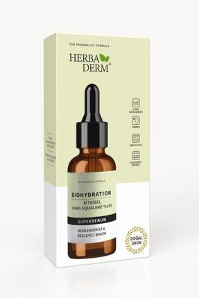 Herbaderm Superserum Biohydration %100 Hemi-squala