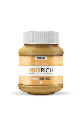 Nutrich Nutrition Nutrich Creamy Doğal Fıstık Ezmesi 350 gr