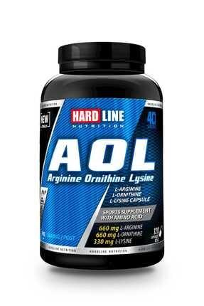 Hardline Nutrition Aol 120 Kapsül