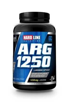Hardline Nutrition Arg 1250 120 Kapsül