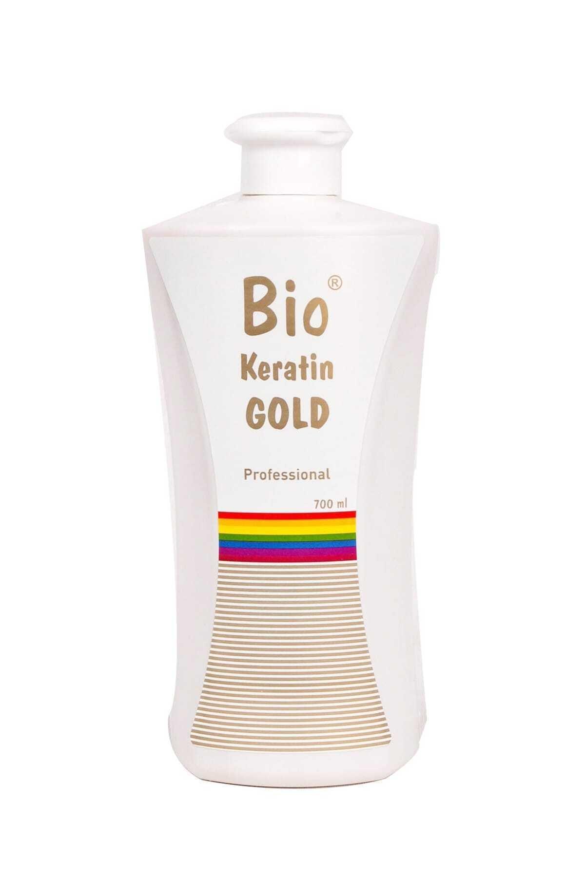 Bio Keratin Gold Brezilya Fönü Keratini 700 ml 8681546031073 1